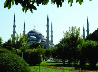 The Blue Mosque, Istanbul ©Turkish Culture and Tourism Office
