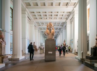 London - LMC British Museum ©Tom Dymond, London and Partners, England's Historic Cities EXPIRES 13.6.2021The British Museum, London (2) © visitlondon.com, Jon Reid EXPIRES 16.9.2021