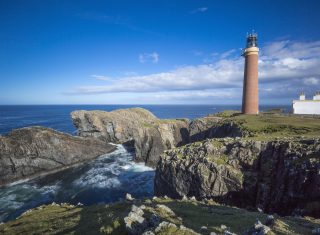The Butt Of Lewis Lighthouse, Isle of Lewis, Scotland © VisitScotland, Kenny Lam
