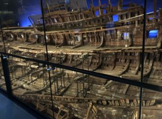 The Mary Rose, Portsmouth