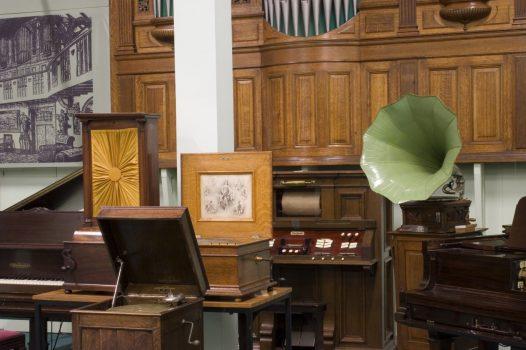 The Musical Museum, Kew, London - Gallery (NCN)