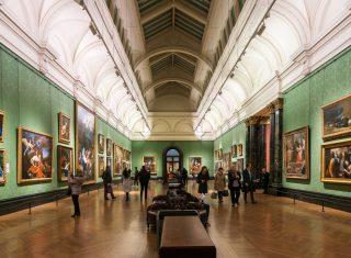 The National Gallery, London © visitlondon.com, Jon Reid EXPIRES 16.9.2021