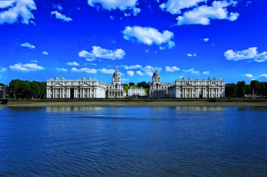 The Old Royal Naval College, Greenwich, London © ORNC