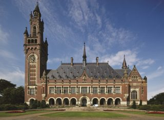 The Peace Palace, The Hague, Hollad - European Group Travel ©NBTC