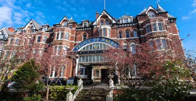 The Prince of Wales Hotel, Southport - Prince of Wales Hotel