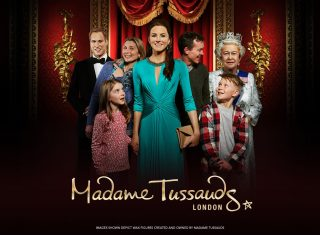 The Royal Family ©Madame Tussauds London