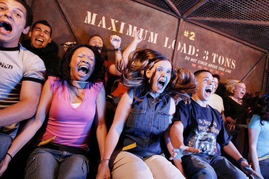 The Twilight Zone Tower of Terror™ ©Disney-CBS Int.