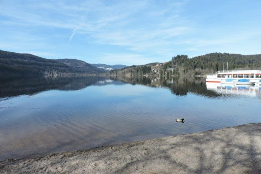 Titisee Lake, Black Forest