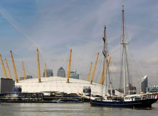 Tall ships and glamour camping coming to Greenwich for Summer 2012