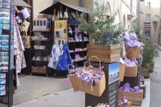 Traditional shop, Avignon