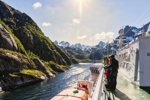 Trollfjord onboard MS Richard, Norway - Hurtigruten © Agurtxane Concellon  Hurtigruten