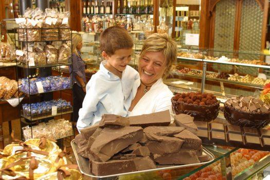 Turin, Italy - Capital of Chocolate © Turismo Turinmo, Roberto Borgo