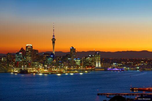Auckland, New Zealand, ©Chris McLennan