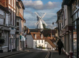 Windmill at Cranbrook, Kent