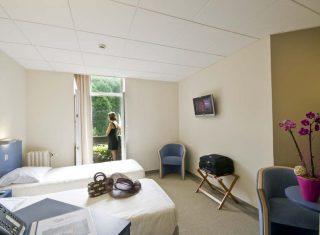 Standard room at the Floréal La Roche-en-Ardenne (NCN)