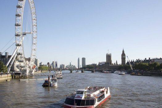 Afternoon Tea Cruise, London (City Cruises) ©citycruises.com