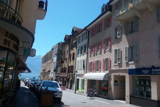 Vevey Old Town