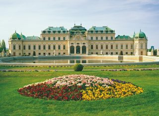 Austria, Vienna, Belvedere Palace, Group Travel, Group Tour, © Osterreich Werbung, Photographer Popp-Hackner