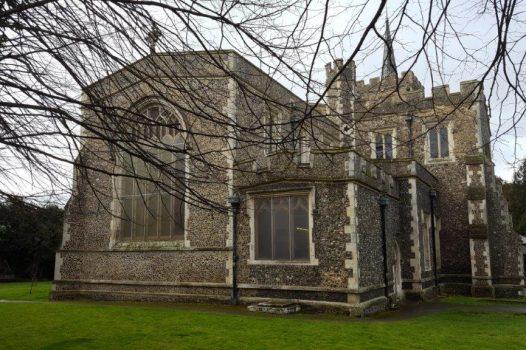 St Marys Church Ware