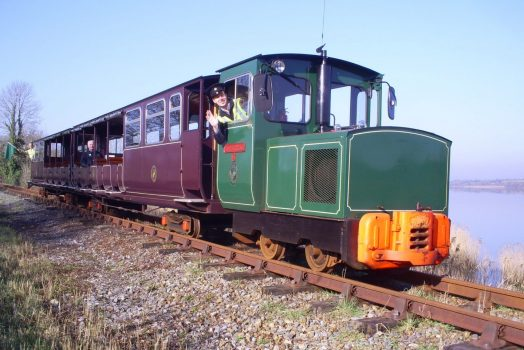 Trains Boats Ireland Waterford Kilkenny Waterford & Suir Valley Railway