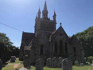 Whippingham Church