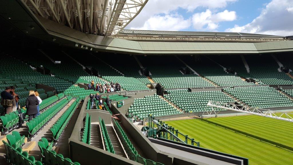 Wimbledon Lawn Tennis Museum, London - Tennis Court_3 (MBR_NCN)