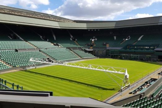 Wimbledon Lawn Tennis Museum, London - Centre Court
