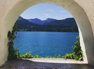 Lake Wolfgangsee, Austria