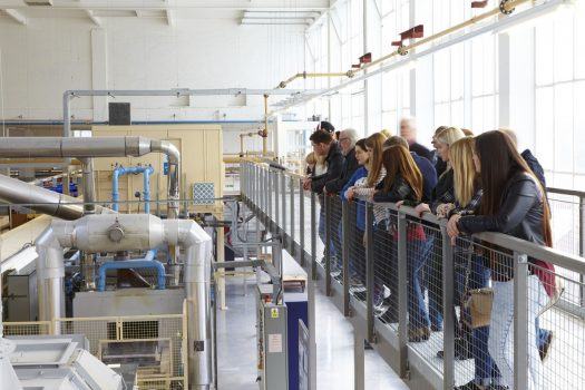 Factory Tour at World of Wedgwood