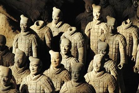 Terracotta Warriors, China NCN