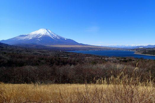 Yamanashi, Lake Yamanaka, Japan ©MOEJ, Japan National Tourism Origanization