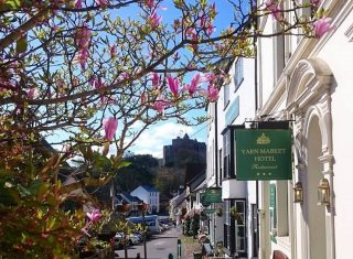 Yarn Market Hotel, Dunster, Somerset - Yarn market