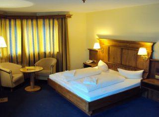 Harmony Hotel Sonnschein in Niederau - double room