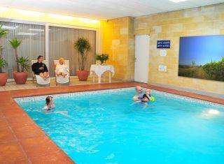 Hotel Walram pool