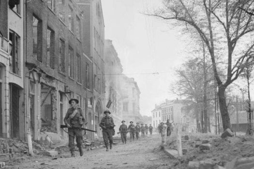 airborne museum, Holland - The battle of arnhem, operation market garden, military, world war 2, WWII, group travel (email NCN)