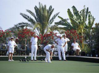Athena Beach Hotel Bowling Green paphos cyprus