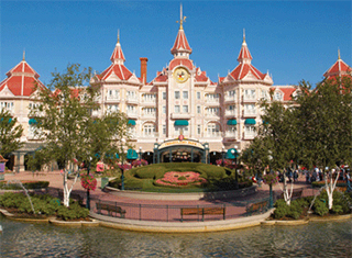 Disneyland Hotels for Groups