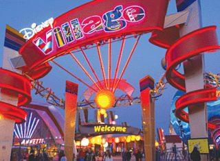 Restaurants Disney Village® © Disney