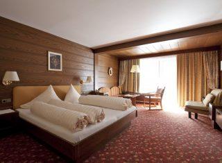 Sporthotel St Anton - double room