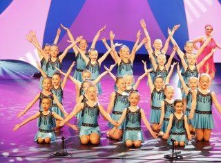 Disney-dancers