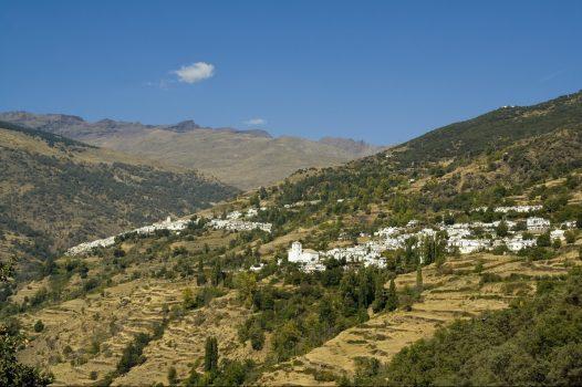Granada ©The Provincial Tourism Council of Granada, sierra nevada