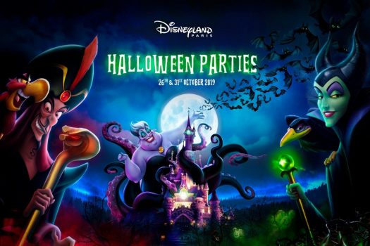 Halloween Parties at Disneyland® Paris