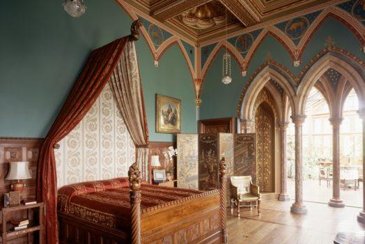 The Horoscope Room at Mount Stuart ©Mount Stuart Trust