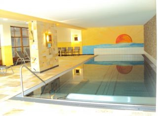 Harmony Hotel Sonnschein in Niederau - swimming pool