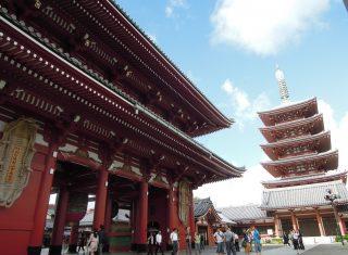 Sensoji Temple ©JNTO / Taito city, Japan