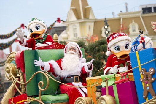 Christmas at Disneyland® Paris