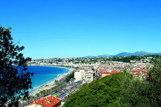 France, French Riviera, Nice (Riviera of Flowers) ©A.Issoc