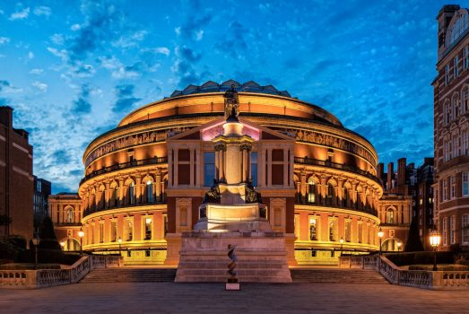 London West End Royal Albert Hall