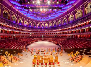 Royal Albert Hall Auditorium