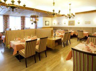 Sporthotel St Anton restaurant